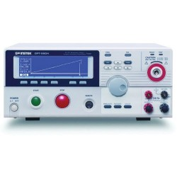 Instek - GPT-9904 - AC 500VA AC/DC Withstanding Voltage/Insulation Resistance/Ground Bond Tester