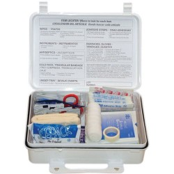 General Tools - 6082 - Waterproof 25 Person Purpose First Aid Kit