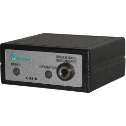Transforming Technologies - CM410 - Ohm Metrics Continuous Impedance Monitor Model CM410, One Operator