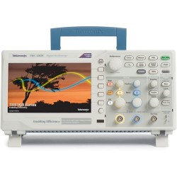 Tektronix - TBS1052B - Oscilloscope, TBS1000B Series, 2 Channel, 50 MHz, 1 GSPS, 2.5 kpts