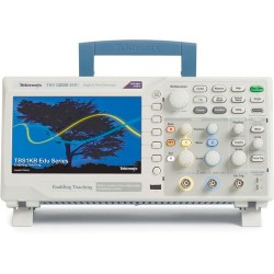 Tektronix - TBS1052B-EDU - Oscilloscope, TBS1000B Series, 2 Channel, 50 MHz, 1 GSPS, 2.5 kpts