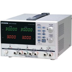 Instek - GPD-3303D - 3-Channel, 195W Programmable Linear DC Power Supply