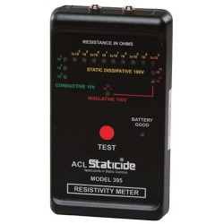 ACL Staticide - 395 - Surface Resistivity Meter