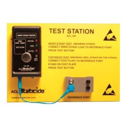 ACL Staticide - 681 - Wall Mount Station for 680 Tester
