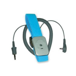 Transforming Technologies - WB7050 - Dual Conductor Fabric Wrist Strap with 5 Cord