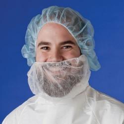XtraClean - XC2000-W1 - Cleanroom Beard Covers, White, 1, 000/Case