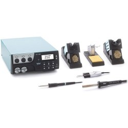 Weller / Cooper Tools - WR3000TA - 3 Function Digital Rework System with WMRT, WP80 & HAP200