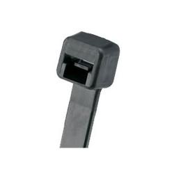 ACT Fastening Solutions - AL-18-120-0-L - 18 UV Black Cable Ties 120lb PK-50 MS3367-3-9 (MOQ=10)