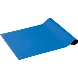 ACL Staticide - 5912460 - Gemini ESD-Safe Layer Table Mat, Royal Blue, 24 x 60