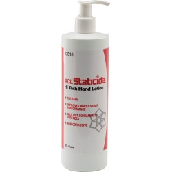 ACL Staticide - 7016 - ESD-Safe Hand Lotion, 16 oz. with Pump
