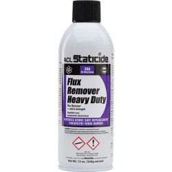 ACL Staticide - 8620 - Rosin and No-Clean Flux Remover, Heavy Duty, 12 oz. Can (MOQ=6)