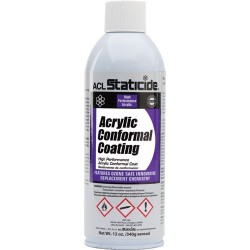 ACL Staticide - 8690 - Acrylic Conformal Coating, 12 oz. Can (MOQ=6)