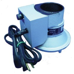Esico - P360020-LF - Lead-Free 36T Solder Pot, 650F, 2-1/4 lb Capacity with Porcelain Crucible and Adjustable Thermostat