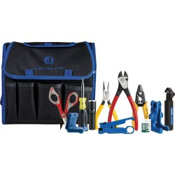 Jonard - TK-120 - Fiber Preparation Kit for Optical Fiber Preparation, For Use With Fiber Optic Cables