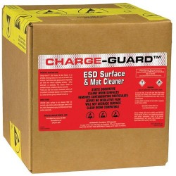 3M - 8003 - CHARGE-GUARD Surface and Mat Cleaner, 2.5 Gallon Refill