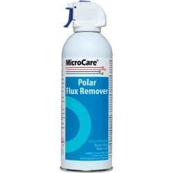 MicroCare - MCC-PFR10A - Polar R, RA, RMA Flux Remover, 10 oz Can