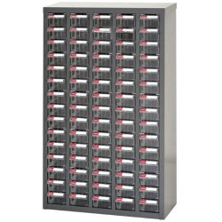 Shuter - 1010013 - Heavy Duty Steel Parts Cabinet with 75 Drawers