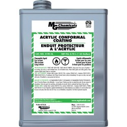 MG Chemicals - 419C-4L - Acrylic Conformal Coating, Fast Cure, 1 Gal.