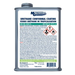 MG Chemicals - 4223-1L - Urethane Conformal Coating with Brush Top Bottle, 1 Qt. (MOQ=5)