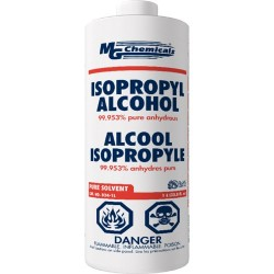 MG Chemicals - 824-1L - 99.9% Isopropyl Alcohol, 1 Qt.