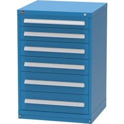Lista - XSEP2066AL - Cabinet with 6 Drawers and 84 Comparments, 44 H
