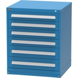 Lista - XSCU1910AL - Cabinet with 6 Drawers and 144 Comparments, 37 H