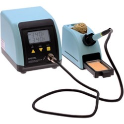 Aven Tools - 17405 - Soldering Station with LCD Display ESD Safe 405 Series