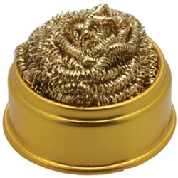 Aven Tools - 17530-TC - Soft Coiled Brass Tip Cleaner