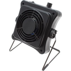 Aven Tools - 17015 - Dual Function ESD-Safe Bench Fan & Smoke Absorber with 3-Prong Plug 120V