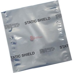3M - 81768 - STATIC SHIELD Metal-In Bags, 6 x 8, 100/Case