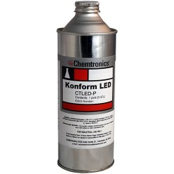 Chemtronics - CTLED-P - Konform LED Silicone Conformal Coating, 1 Pint (MOQ=2)