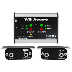 3M - 770061 - WS Aware Monitor, Standard Remotes, Ethernet Output