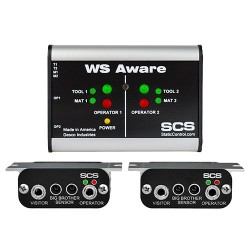 3M - 770062 - WS Aware Monitor, Big Brother Remotes, Ethernet Output