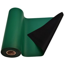3M - 770083 - R3 Series 2-Layer, Green, Rubber, Roll, 36 x 50