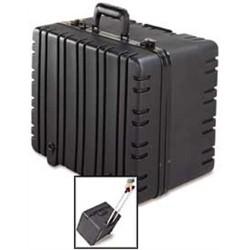 Jensen Tools - 33-6310 - Super-Roto Wheeled Case, 10 Deep