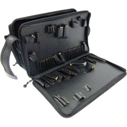 Jensen Tools - 03-00-005506 - Triple Black Cordura case with pallets only