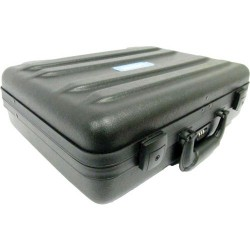 "Jensen Tools - 05-5890 - Slimline Poly Attache Tool Case, Empty 5"" Deep"