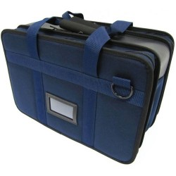 Jensen Tools - 03-00-005813 - Blue 3-Sided Electrical Control Engineer's Case only