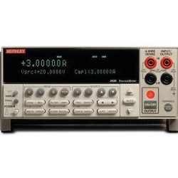 Keithley - 2420 - Source Meter / Unit, 2400 Series, Current/Resistance/Voltage Measure, Current/Voltage Source, 60 W