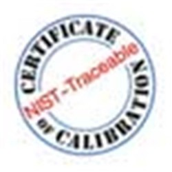 Hakko - FG100-CAL - Calibration Certificate for FG-100 Analyzer