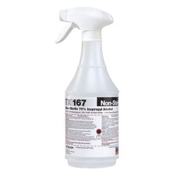 Texwipe - TX167 - 70% Isoproply Alcohol, 16 oz Trigger Spray, 12/Case