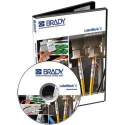 Brady - LM6PROCD - LabelMark 6 Professional Software - CD (single-user license)