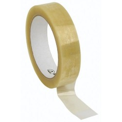 Desco - 81225 - Wescorp Antistatic Cellulose Tape, Clear, 1 x 72 YDS w/ 3 Paper Core