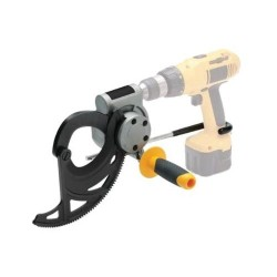 Stirling / IDEAL Industries - 35-076 - Big Kahuna Cable Cutter, Drill Powered