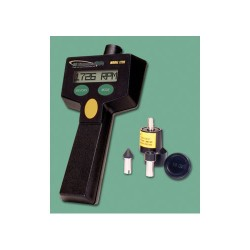 BC Group - TC-1726C - Dual Function Digital Tachometer with NIST Calibration Certificate