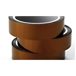 Argon - DCPC500-0500 - 1/2 x 36 Yards Double Sided Low Static Polyimide Tape