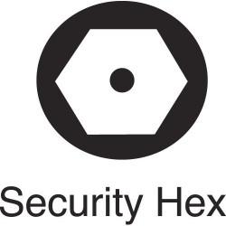 Eazy Power - 79230 - Security Hex Bit Set, 10 pc.; Sizes: 3/32 - 5/16 (MOQ=6)
