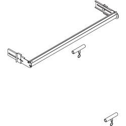 Iac Industries - Qs-1022793 - Qs Mts Tool Trolley Lt 72l (each)