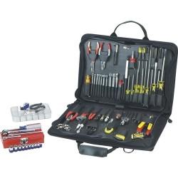 Jensen Tools - JTK-2001Z - Technician's Service Kit with Single Cordura Plus Case
