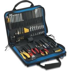 Jensen Tools - JTK-23C - Multi-Fastener Tool Kit in Blue Cordura Case
